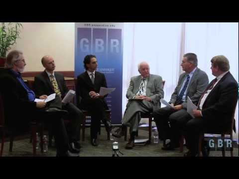 GBR Faculty Panel: Stop the Madness: A Recipe to Jump-Start the Global Economy, Part One