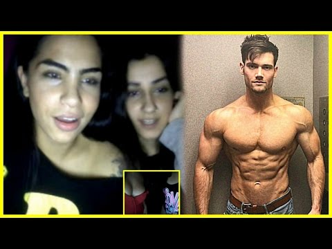 CONNOR MURPHY | AESTHETICS On CHATROULETTE #4 | HOT GIRLS REACTIONS (Bodybuilding Motivation)