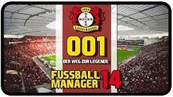 FUSSBALL MANAGER 14 Let's Play #001 - Beginn der Ära Othaldo Dude - Let's Play Fussball Manager 14