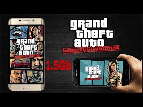 GTA_Liberty_City_Stories  apk+data download on Android | Gameplay | Urdu by GAMING WORLD