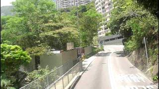 [Hong Kong Bus Ride] 城巴 711 @ 6 中環(交易廣場) - 赤柱 [全程行車影片]