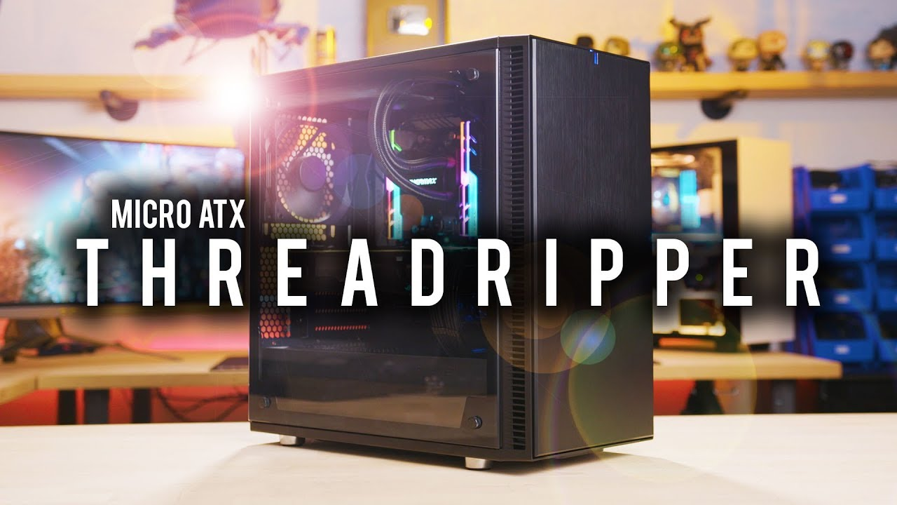 $3000 Threadripper BEAST!! March PC of the Month