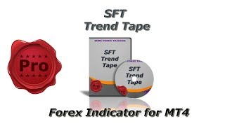 SFT Trend Tape   Forex Indicator for MT4