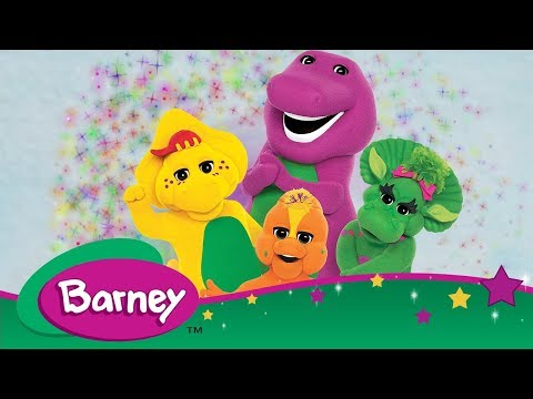 Barney 🍃 Welcoming Spring and Fall