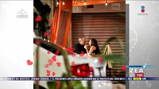 ¡Sin cubrebocas! Captan a Hugo López-Gatell en cita romántica | Noticias con Francisco Zea