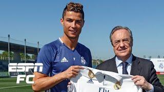 Cristiano Ronaldo and Florentino Perez past DRAMA SURFACES!