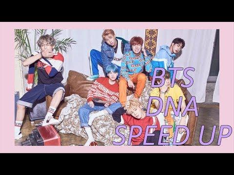 BTS (방탄소년단) - DNA [Speed up]