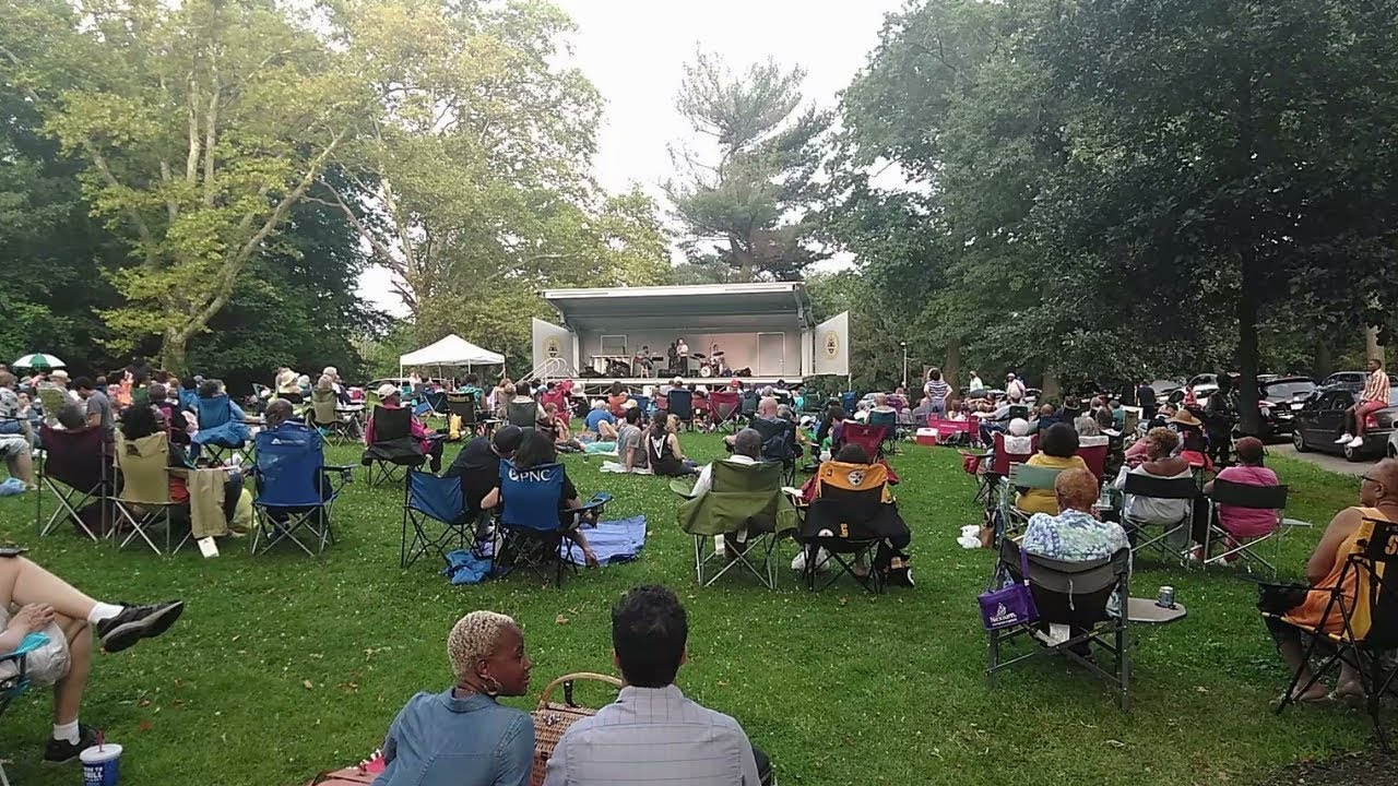 Jazz in The Park At Highland Park 2018 Part 3
