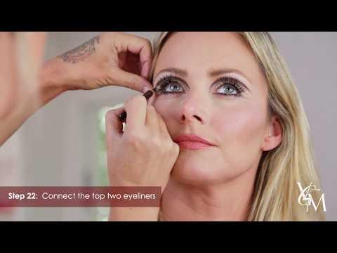 60s Sharon Tate Makeup Tutorial