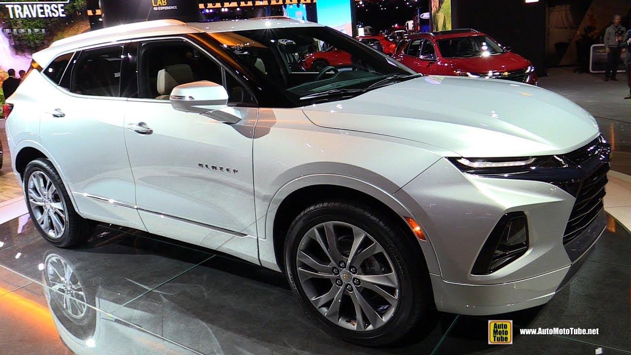 2019 Chevrolet Blazer - Exterior and Interior Walkaround ...
