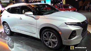 2019 Chevrolet Blazer - Exterior and Interior Walkaround - Detroit Auto Show 2019