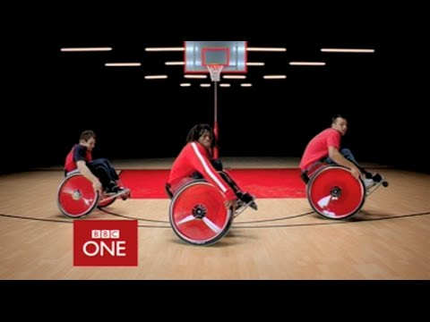 BBC One ident: Wheelchair Dancing