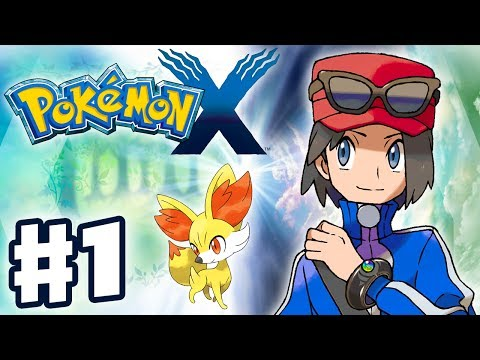 pokemon-x-and-y---gameplay-walkthrough-part-1---intro-and-starter-evolutions-(nintendo-3ds)