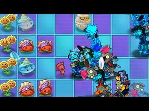 เกมส์พืชปะทะซอมบี้ 2: นีออนมิกซ์เทปทัวร์ - วันที่ 25