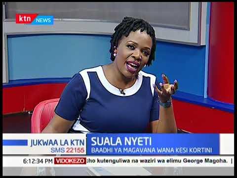 Suala Nyeti : Utenda kazi wa magavana
