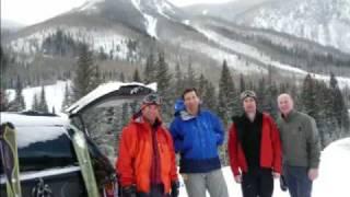 Aspen Backcountry Powder Skiing in Colorado