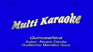 MULTIKARAOKE - Quinceañera