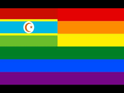LGBT Ensign of Federal Republic of Somalia