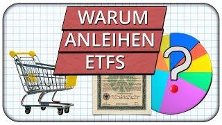 Warum ich Anleihen ETFs kaufe, trotz vieler Meinungen dagegen - inkl. Praxisbeispiel 🔧
