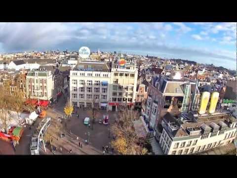 Carlos Vamos Guitar - Human Nature - Amsterdam Aerial Version - filming by  Team Blacksheep