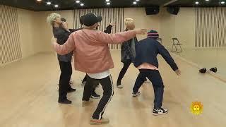 Download lagu BTS - Boy With Luv Choreography Dance Tutorial (방탄소년단) | (Boy With Luv) Dance Practice