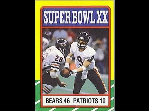 Super Bears: Highlights of Super Bowl XX