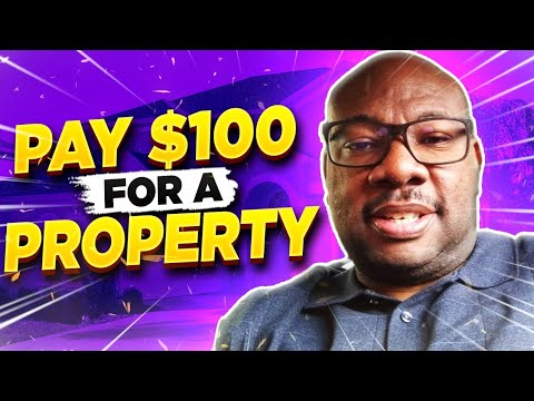 Can You Really Buy A Property For $100 Dollars?