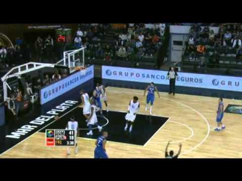 Dominican Republic Vs. Puerto Rico / 2011 FIBA Americas Championship 3rd Place