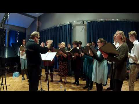 St Lawrence Choir Lessons and Carols at Kansas Public Radio December 7, 2017