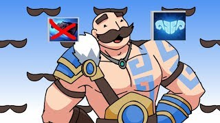 League of Legends Funny Moments: Braum a good friend