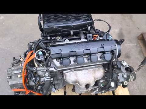 JDM Used Honda Civic engines D16Y8, D15B, D17A VTEC from Japan for sale