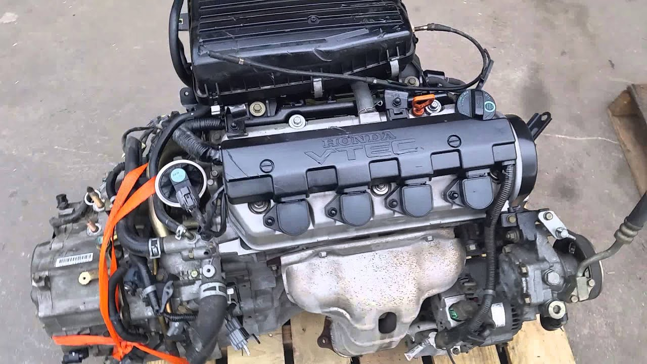 jdm used honda civic engines d16y8 d15b d17a vtec from