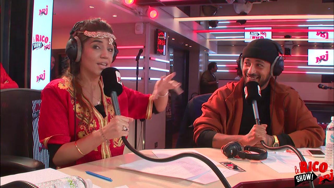 """Sarah du Bled feat Slimane """"Rouya"""" dans le Rico Show sur NRJ"""
