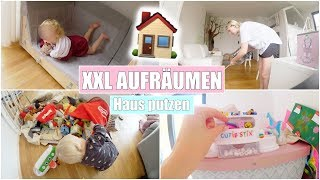 XXL Haus Putz | Eskalation im Kinderzimmer & Pures Chaos | Isabeau