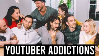 YouTubers Reveal Addictions with Russell Brand
