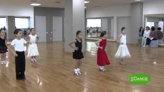 Отчетный урок маленьких танцоров студии SDance, завершившие танцевальный сезон 2014-2015 гг.