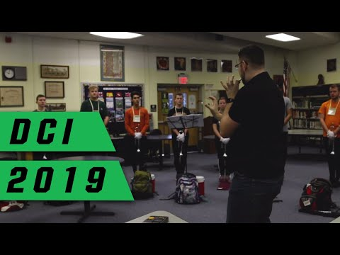 The Cadets 2019 Trumpets Airflow Exercises: March Camp