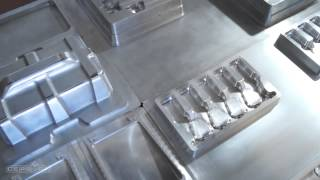 Процесс производства блистерной упаковки(Вакуум-формовочное блистерное оборудование серии АБС-201 http://www.serwerk.ru/ Производственная площадка ООО
