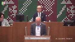 Martin Sträßer CDU - Plenarrede zum Kampf gegen Cybergewalt  - Landtag NRW - 13.07.2018
