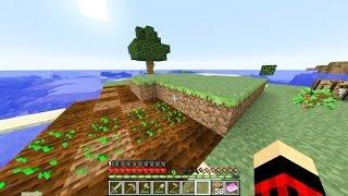 ماين كرافت : الماب الاسطوري #3 ( اصغر مزرعه في العالم ) !!