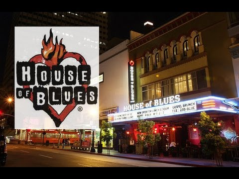 House Of Blues San Diego: Music & Food - Show Me Where (Ep.2)