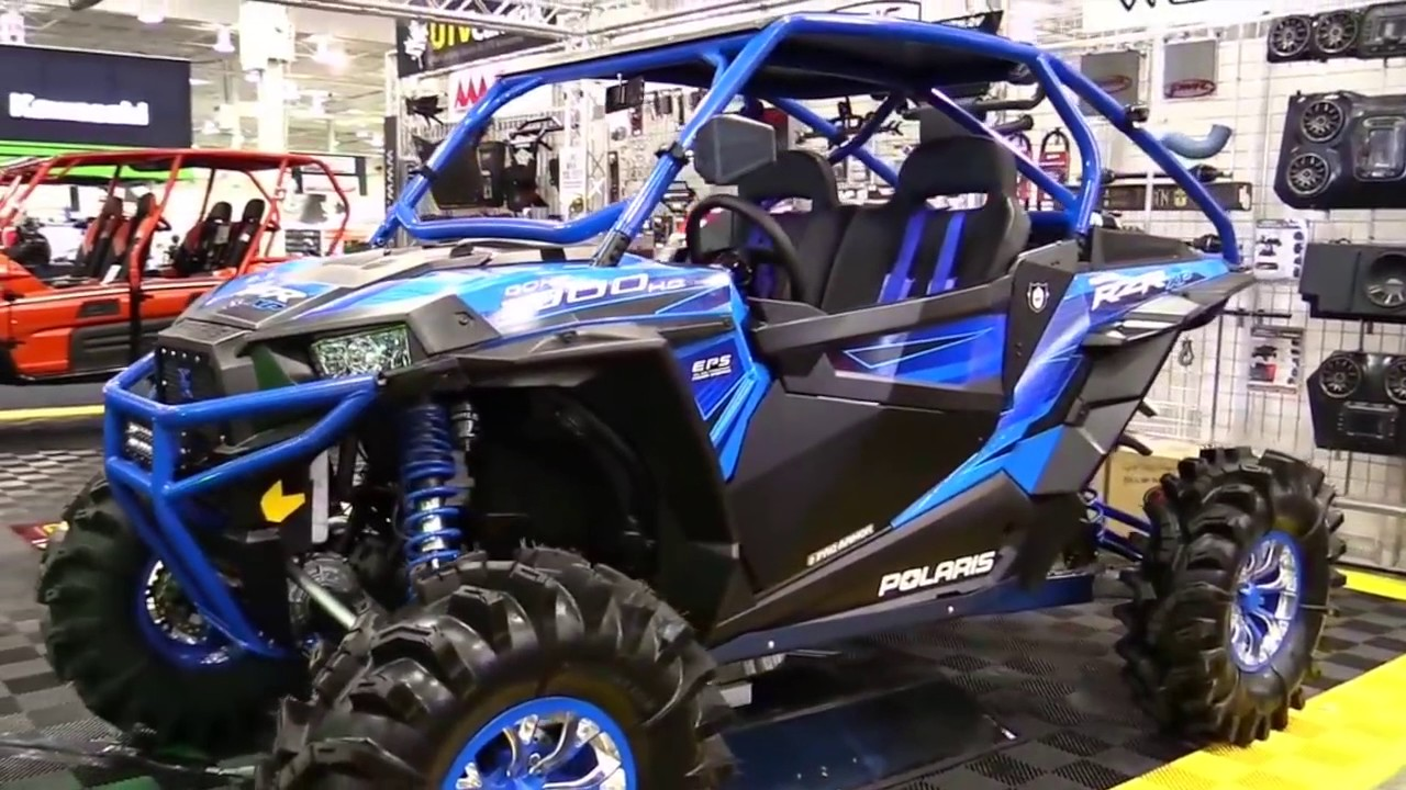 2018 Polaris Rzr Xp 1000 Modded Special First Impression