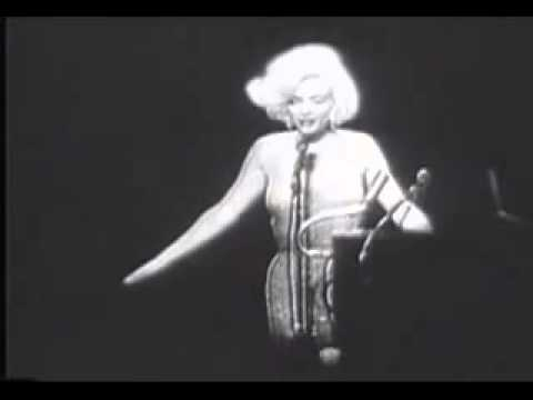 Marilyn Monroe - Happy Birthday Mr. President  To You