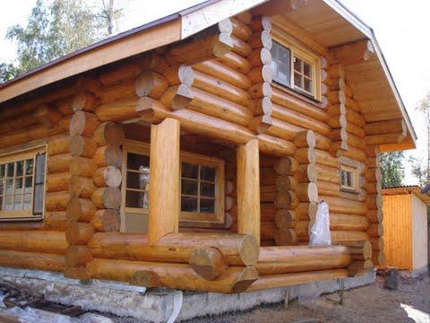 Как строят жилые дома с 0. Строительная База №1.