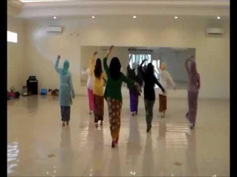 "Linedance - Wulan Merindu ""The Moon in Love"""