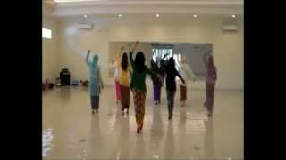 "Linedance - Wulan Merindu ""The Moon in Love"""