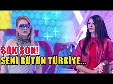 Emine ve Gamze Birbirine Girdi OLAY Sözler; Seni Bütün Türkiye...