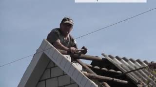 Новозыбков помогает пострадавшим от урагана