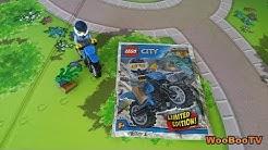 LASTENOHJELMIA SUOMEKSI - Lego city - Limited edition 951808 - osa 1