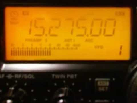 15275khz, DEUTSCHE WELLE, Kigali,RRW,Amharic.